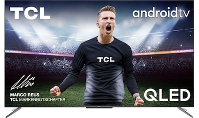 """TCL QLED-Fernseher »50C715«, 127 cm/50 """", 4K Ultra HD, Android TV kaufen"""