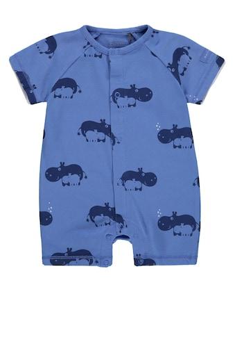 Bellybutton Overall kurz mit Hippos kaufen