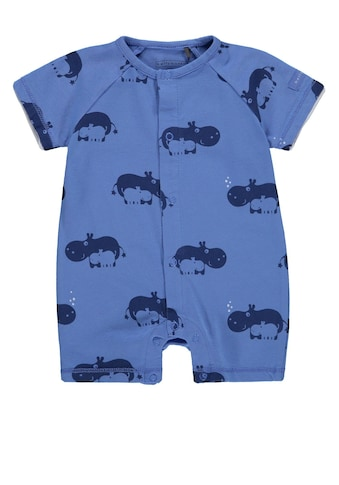 Bellybutton Overall kurz mit Hippos »Hello Hippos« kaufen