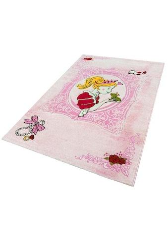 Festival Kinderteppich »Momo Prinzessin«, rechteckig, 13 mm Höhe kaufen
