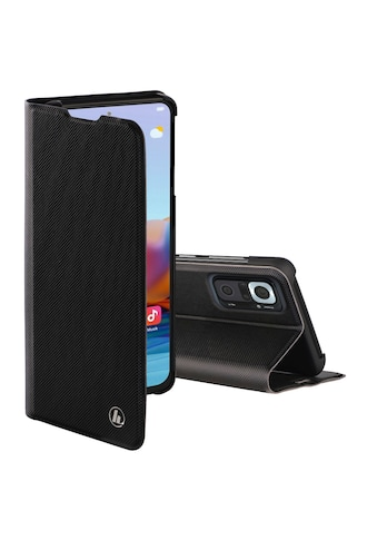Hama Smartphone-Hülle »Smartphone Booklet, Hülle«, für Xiaomi Redmi Note 10 Pro 5G sw kaufen