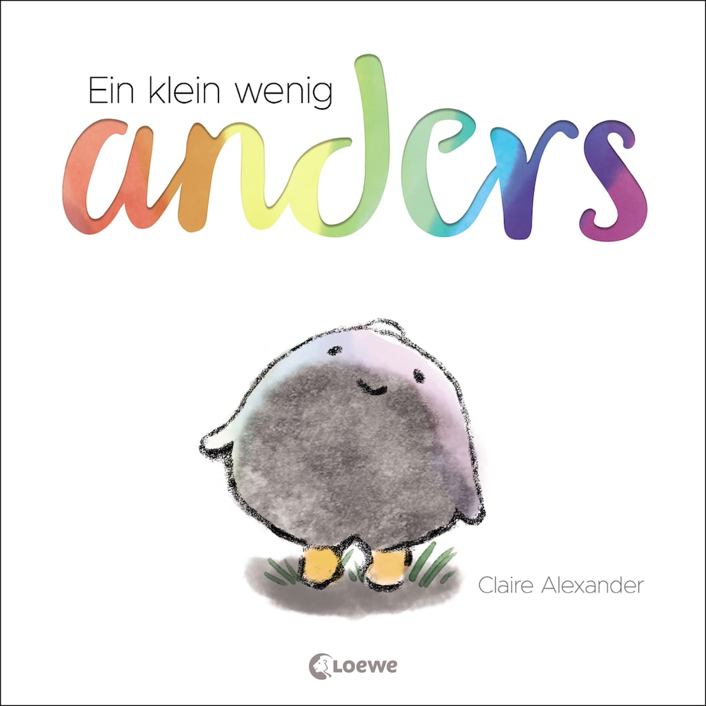 Buch »Ein klein wenig anders / Claire Alexander, Loewe Vorlesebücher, Claire Alexander, Isabel Abedi«