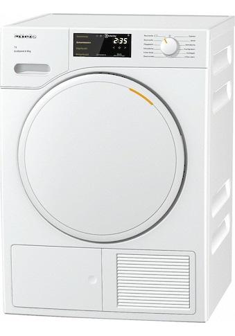 Wärmepumpentrockner, Miele, »TWD440 WP EcoSpeed&8 kg T1« kaufen