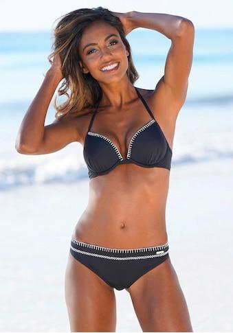 Sunseeker Bikini-Hose »Dainty«, mit modischer Häkelkante kaufen
