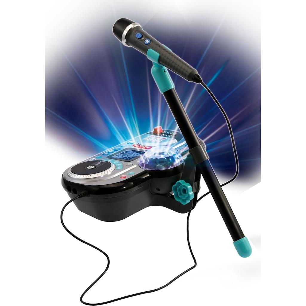 Vtech® Mikrofon »Kidi Super Star DJ Studio, black«