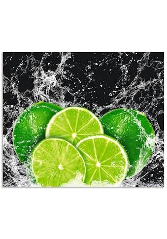 Artland Küchenrückwand »Limone mit Spritzwasser«, selbstklebend in vielen Größen -... kaufen