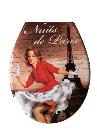ADOB WC-Sitz »Paris«, Mit Absenkautomatik kaufen