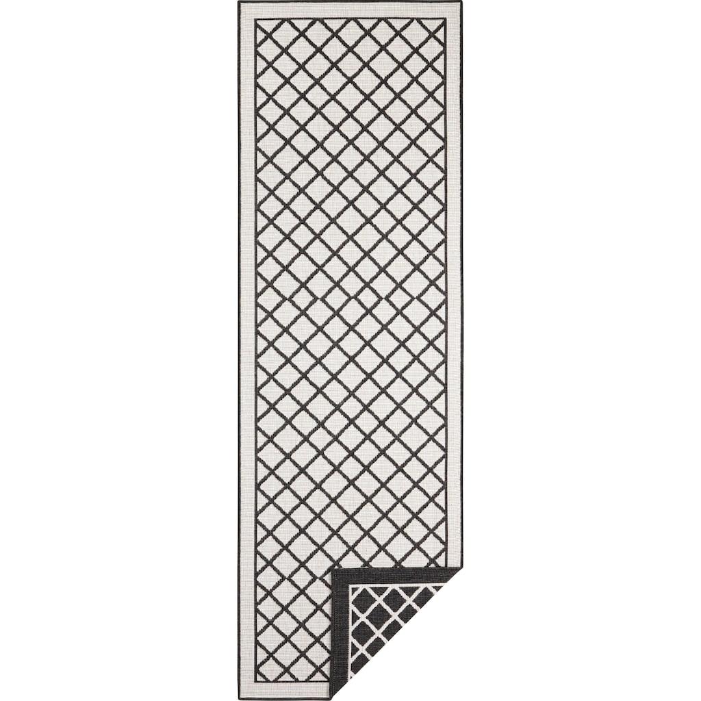 bougari Läufer »Sydney«, rechteckig, 5 mm Höhe, In- und Outdoor geeignet, Wendeteppich