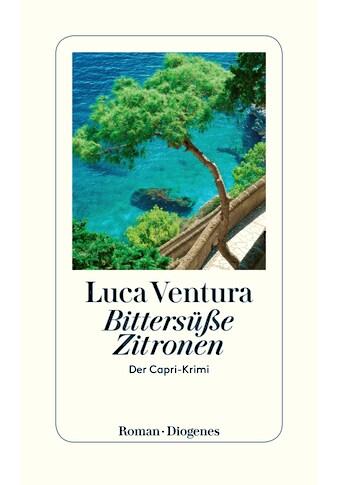 Buch »Bittersüße Zitronen / Luca Ventura« kaufen