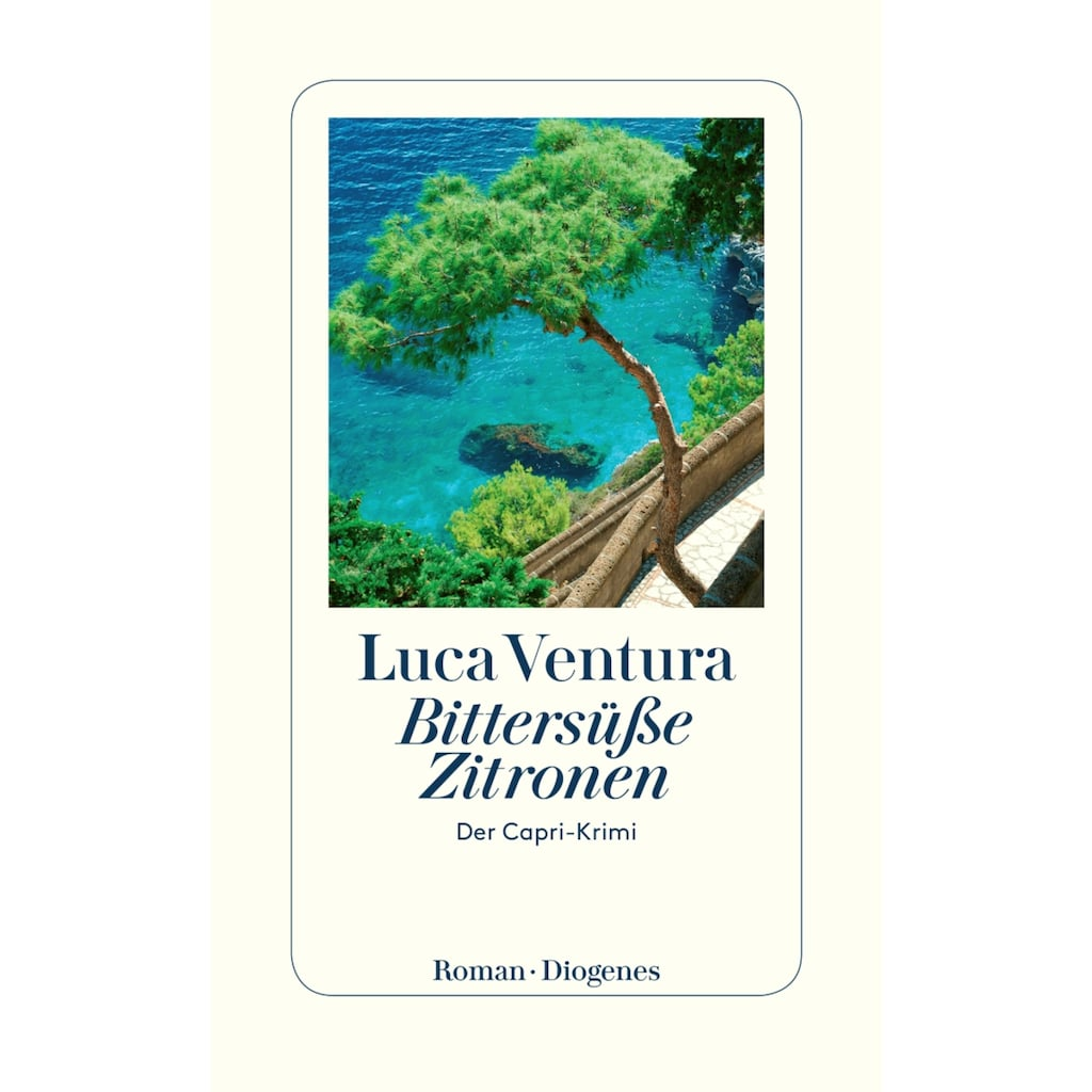 Buch »Bittersüße Zitronen / Luca Ventura«