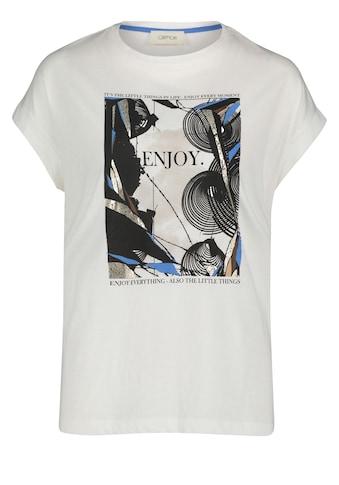 Cartoon Print-Shirt »mit Aufdruck« kaufen