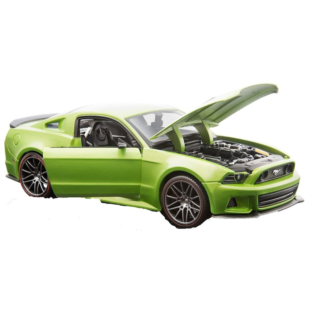 Maisto® Sammlerauto »Ford Mustang Street Racer '14«, 1:24, aus Metallspritzguss