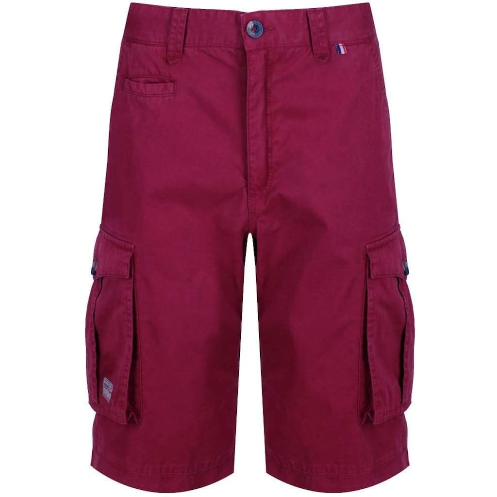 Regatta Cargoshorts »Herren Cargo-Shorts Shorebay im Vintage-Look«