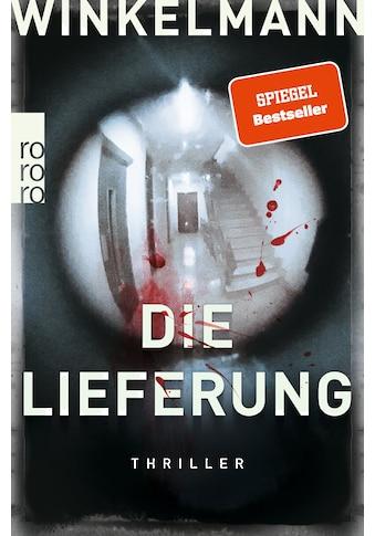 Buch »Die Lieferung / Andreas Winkelmann« kaufen