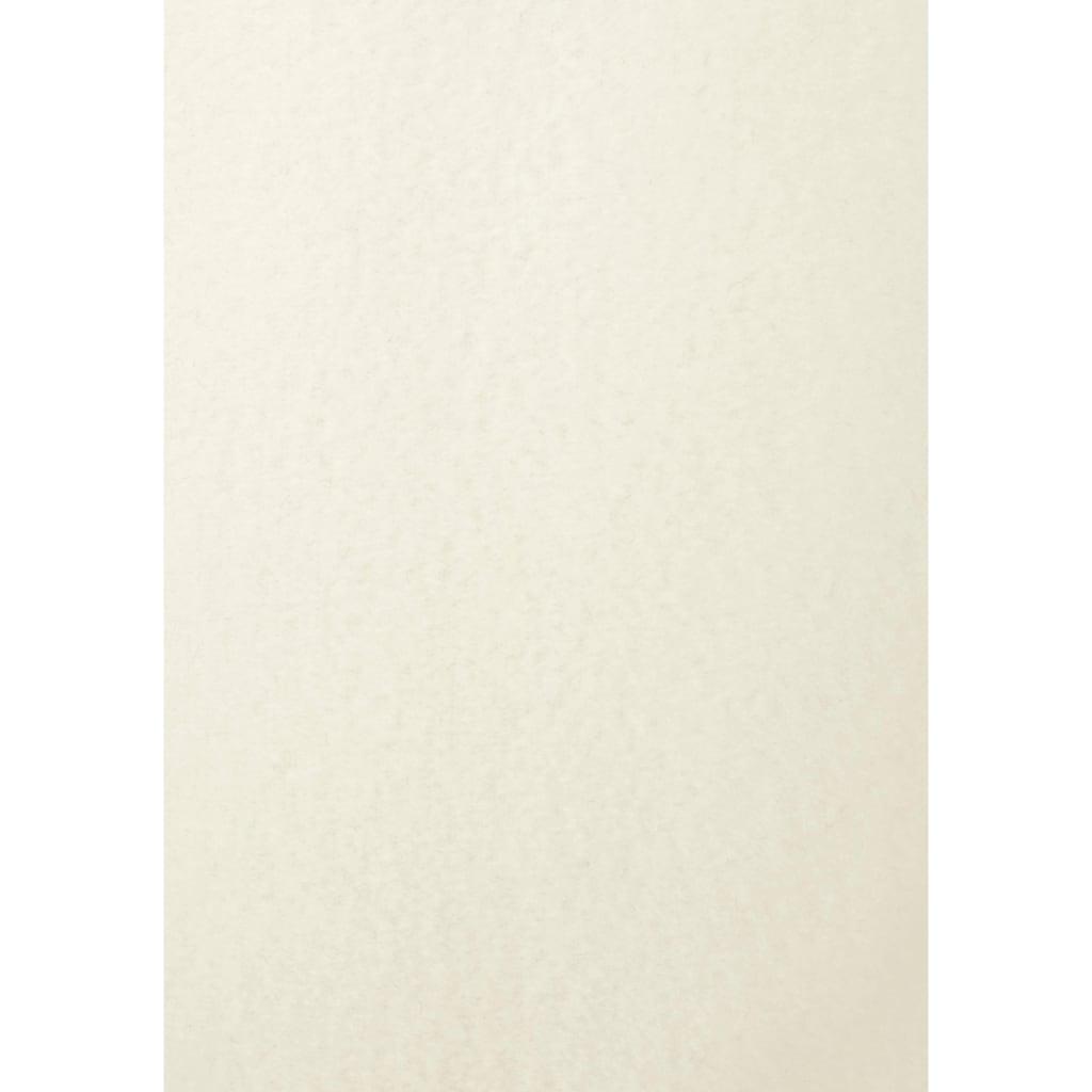 LASCANA Fleecepullover, mit 3/4-Ärmeln und Kapuze