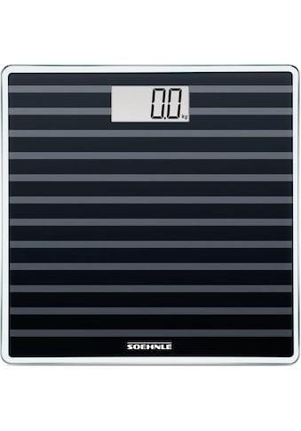 "Soehnle Personenwaage ""Sense Compact 200, Black Edition"" kaufen"