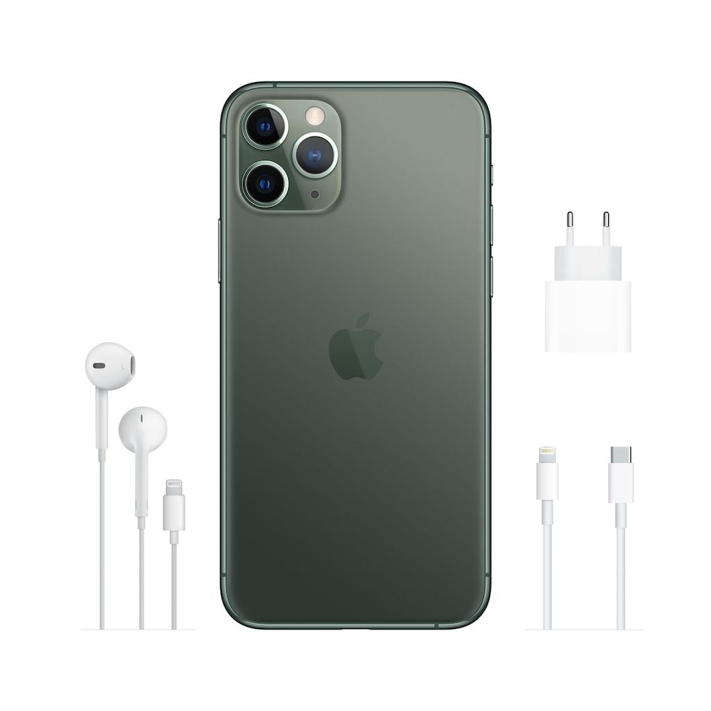 "Apple Smartphone »iPhone 11 Pro, 5G«, (14,7 cm/5,8 "", 256 GB Speicherplatz, 12 MP Kamera)"