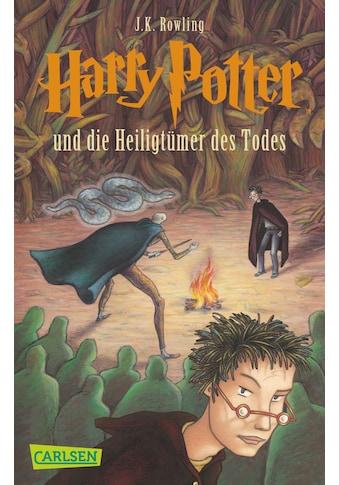 Buch Harry Potter und die Heiligtümer des Todes (Harry Potter 7) / J.K. Rowling; Klaus Fritz kaufen