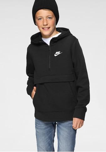 Nike Sportswear Kapuzensweatshirt »BOYS CLUB HOOD HALFZIP« kaufen