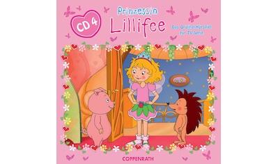 Musik - CD (4)Das Hörspiel Zur TV - Serie / Prinzessin Lillifee, (1 CD) kaufen