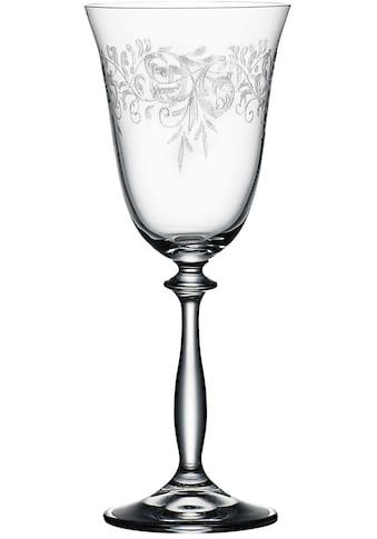 "BOHEMIA SELECTION Weinglas ""ROMANCE"" (6 - tlg.) kaufen"