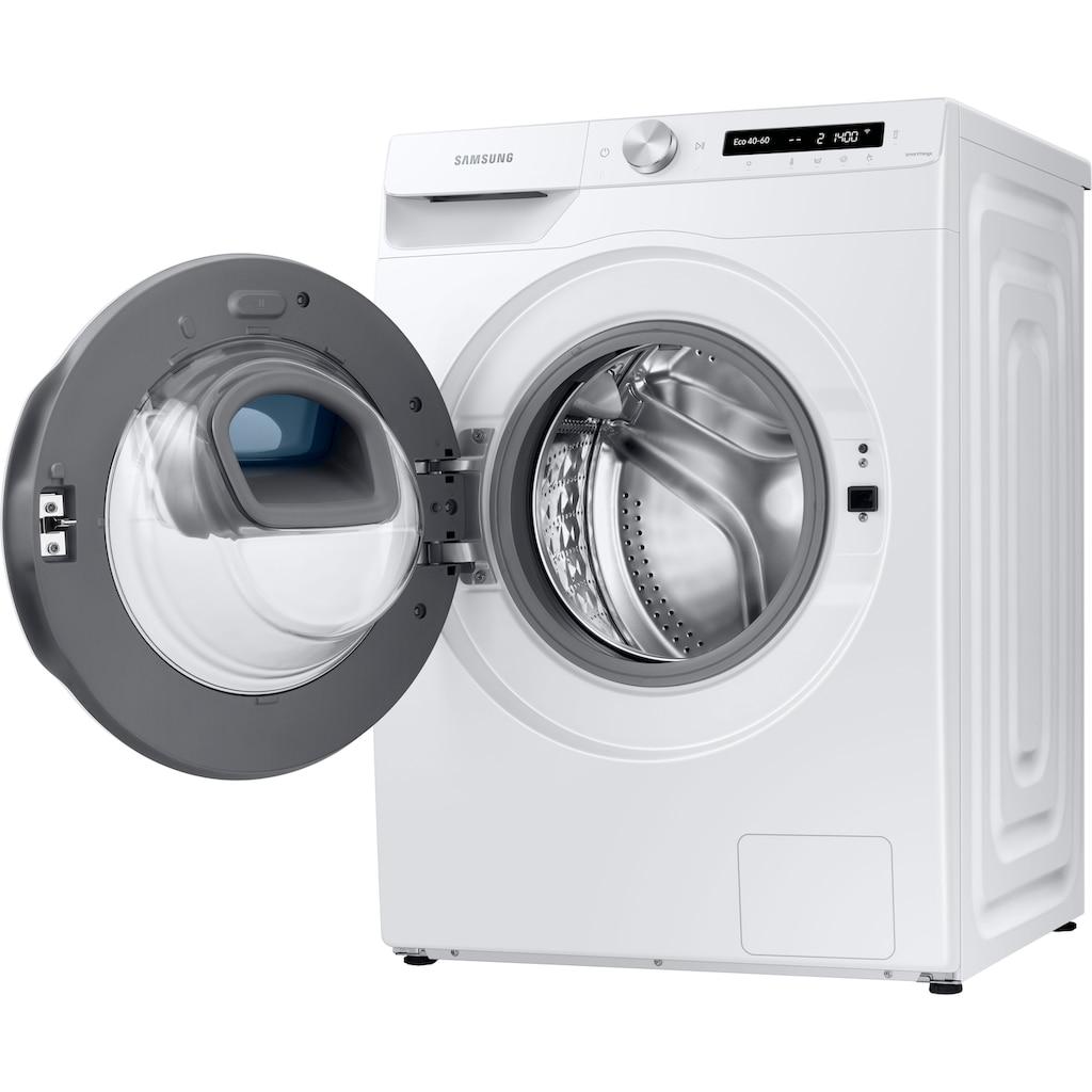 Samsung Waschmaschine »WW80T554ATW/S2«, WW5500T, WW80T554ATW/S2