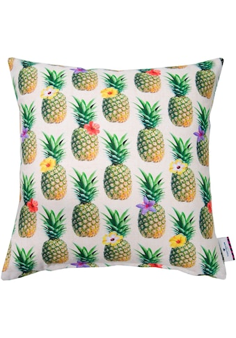 Kissenhülle, »SWEET PINEAPPLE«, TOM TAILOR kaufen