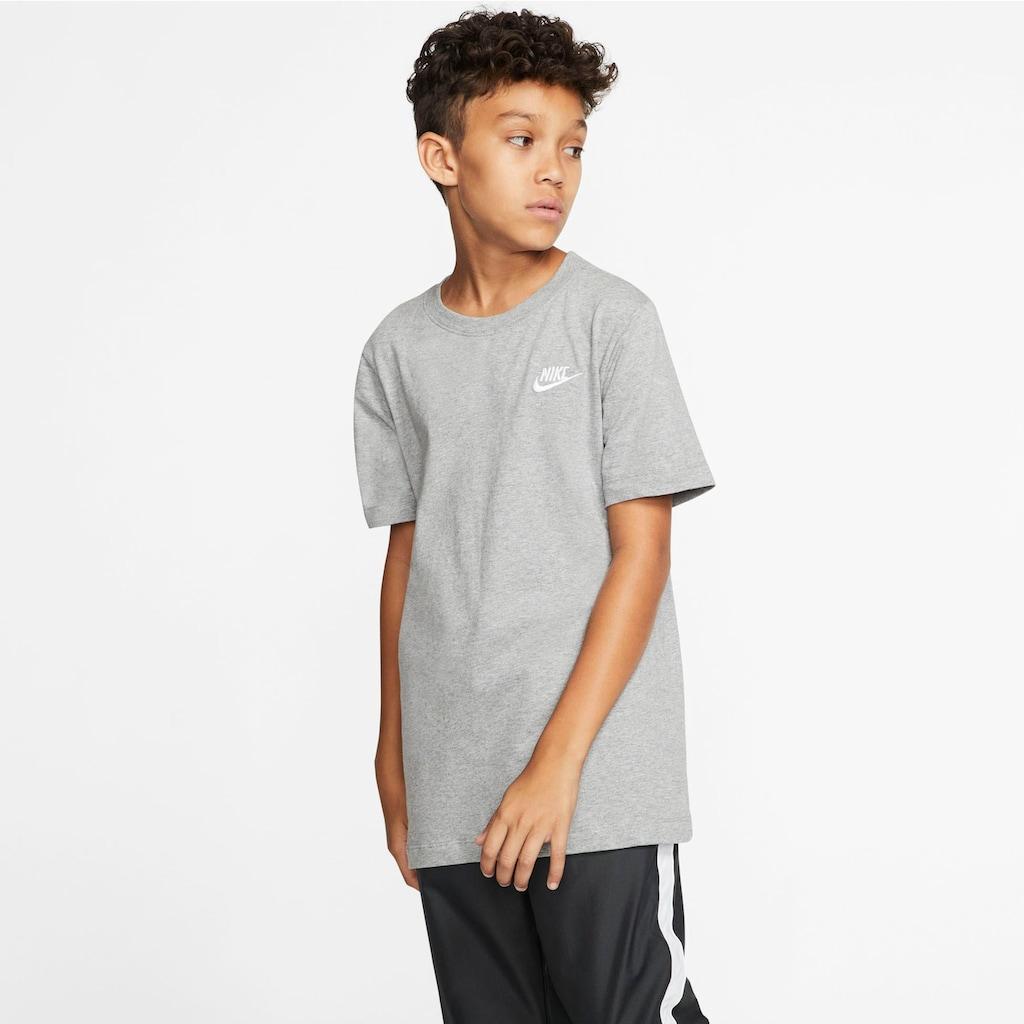 Nike Sportswear T-Shirt »BIG KIDS T-SHIRT«