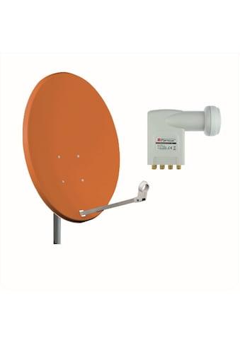Opticum Red Sat-Spiegel »X80 Stahl mit Octo LNB Sat Anlage« kaufen