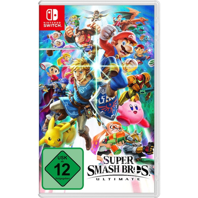 Super Smash Bros. Ultimate Edition Nintendo Switch