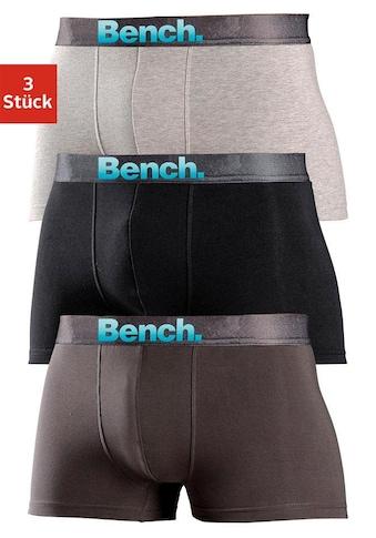 Bench. Boxer, (3 St.), mit Logo Webbund kaufen