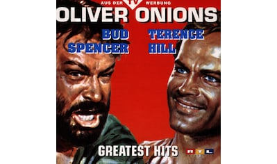 Musik-CD »Spencer/Hill-Greatest Hits / Oliver Onions« kaufen