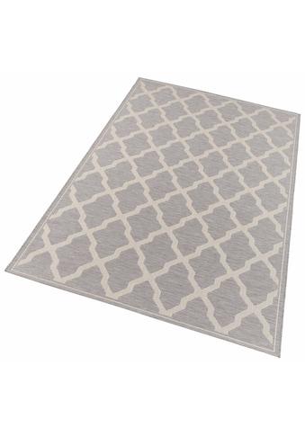 freundin Home Collection Teppich »Heaven«, rechteckig, 4 mm Höhe, Flachgewebe, In- und... kaufen