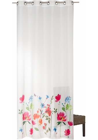 freundin Home Collection Gardine »FD Summer Breeze 04«, HxB: 255x140 kaufen