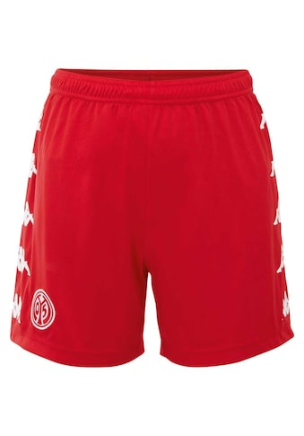 Kappa Trainingsshorts »MAINZ 05 Trikotshorts«, mit kontrastfarbenem Piping<br /> kaufen