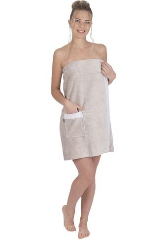 Wewo fashion Sarong »9589T«, (1 St.), kuschelig weich kaufen