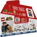 """LEGO® Konstruktionsspielsteine """"Abenteuer mit Mario – Starterset (71360), LEGO® Super Mario"""", Kunststoff, (231-tlg.)"""