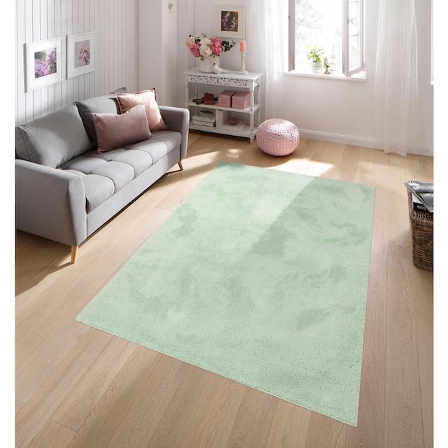 Teppich, »Taruk«, andas, rechteckig, Höhe 20 mm, handgetuftet