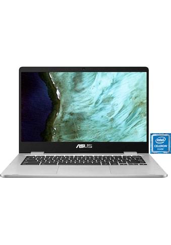 Asus Chromebook C423NA - EC0376 Chromebook (14 Zoll, Intel,Celeron, 64 GB SSD) kaufen