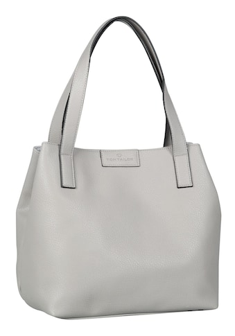 TOM TAILOR Shopper »MIRI ZIP« kaufen