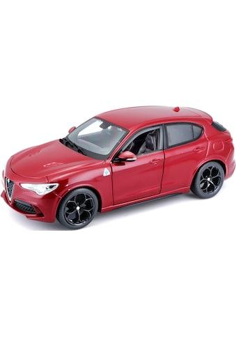 Bburago Sammlerauto »Alfa Romeo Stelvio (2017)«, 1:24 kaufen