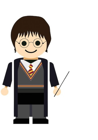 Wall-Art Wandtattoo »Spielfigur Harry Potter Deko« kaufen