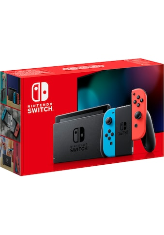 Nintendo Switch Konsole, (neues Modell) kaufen
