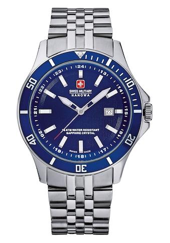 Swiss Military Hanowa Schweizer Uhr »FLAGSHIP, 6-5161.2.04.003« kaufen