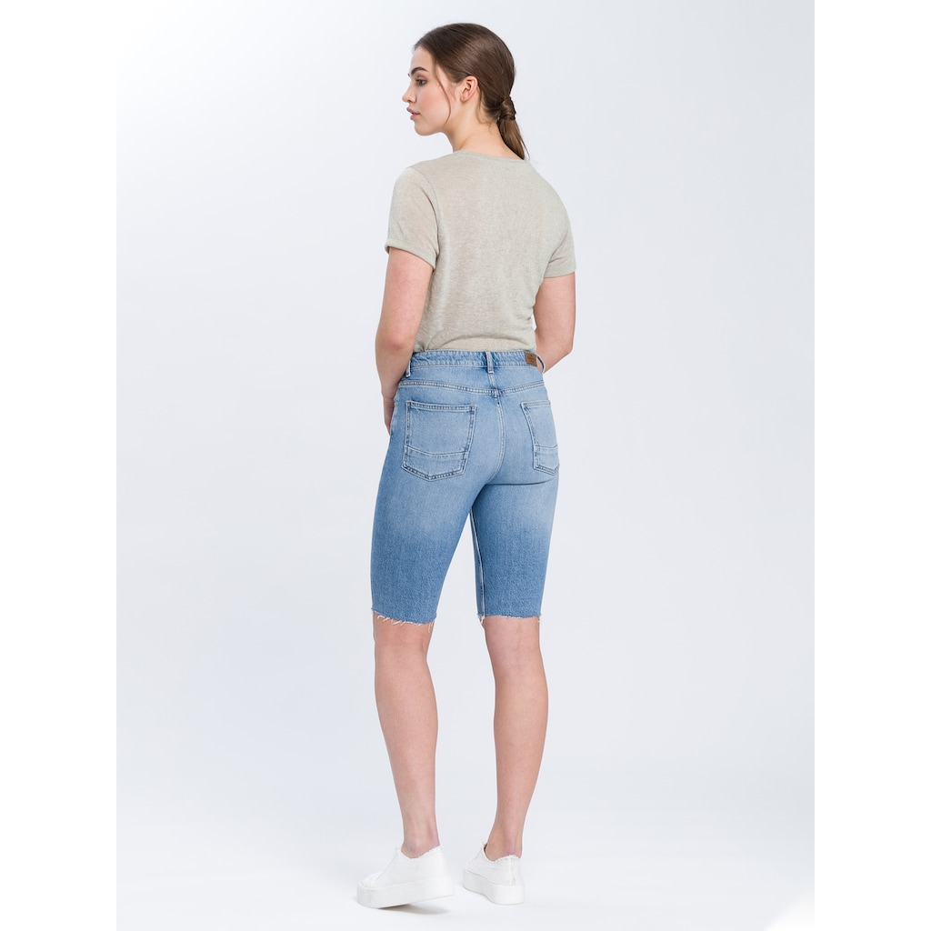 Cross Jeans® Shorts »A 538«, Legere Sommer-Jeans