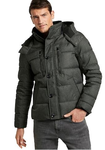 TOM TAILOR Winterjacke, mit vielen Taschen kaufen