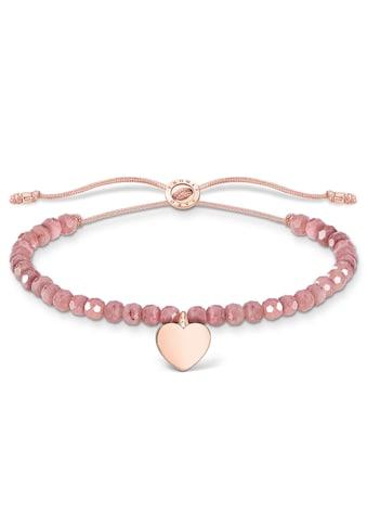 THOMAS SABO Armband »Herz, A1985-893-9-L20v«, mit Jaspis kaufen