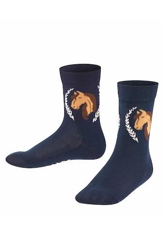 FALKE Socken »Horse«, (1 Paar), mit Glitzer-Effekt kaufen