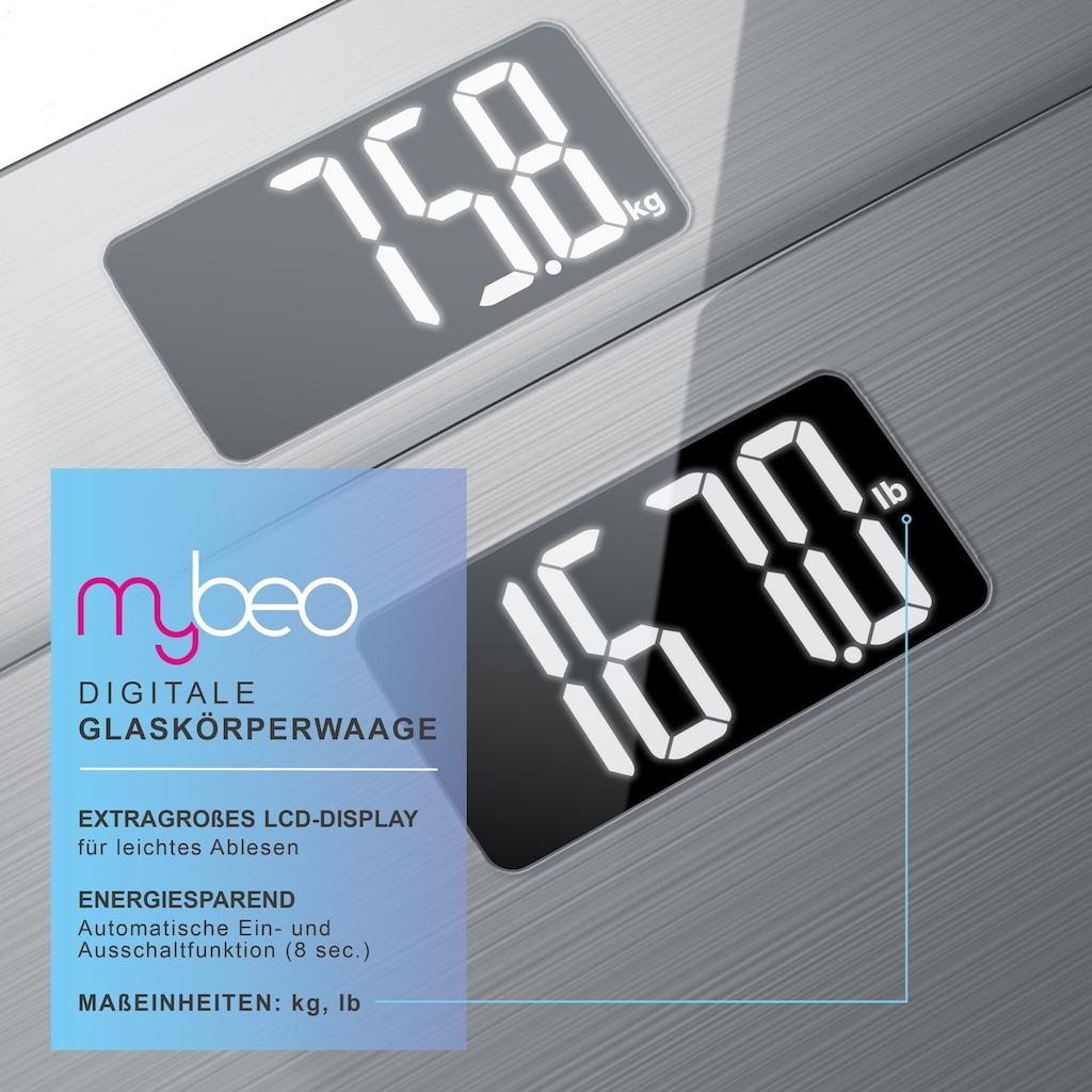 MyBeo digitale Personenwaage