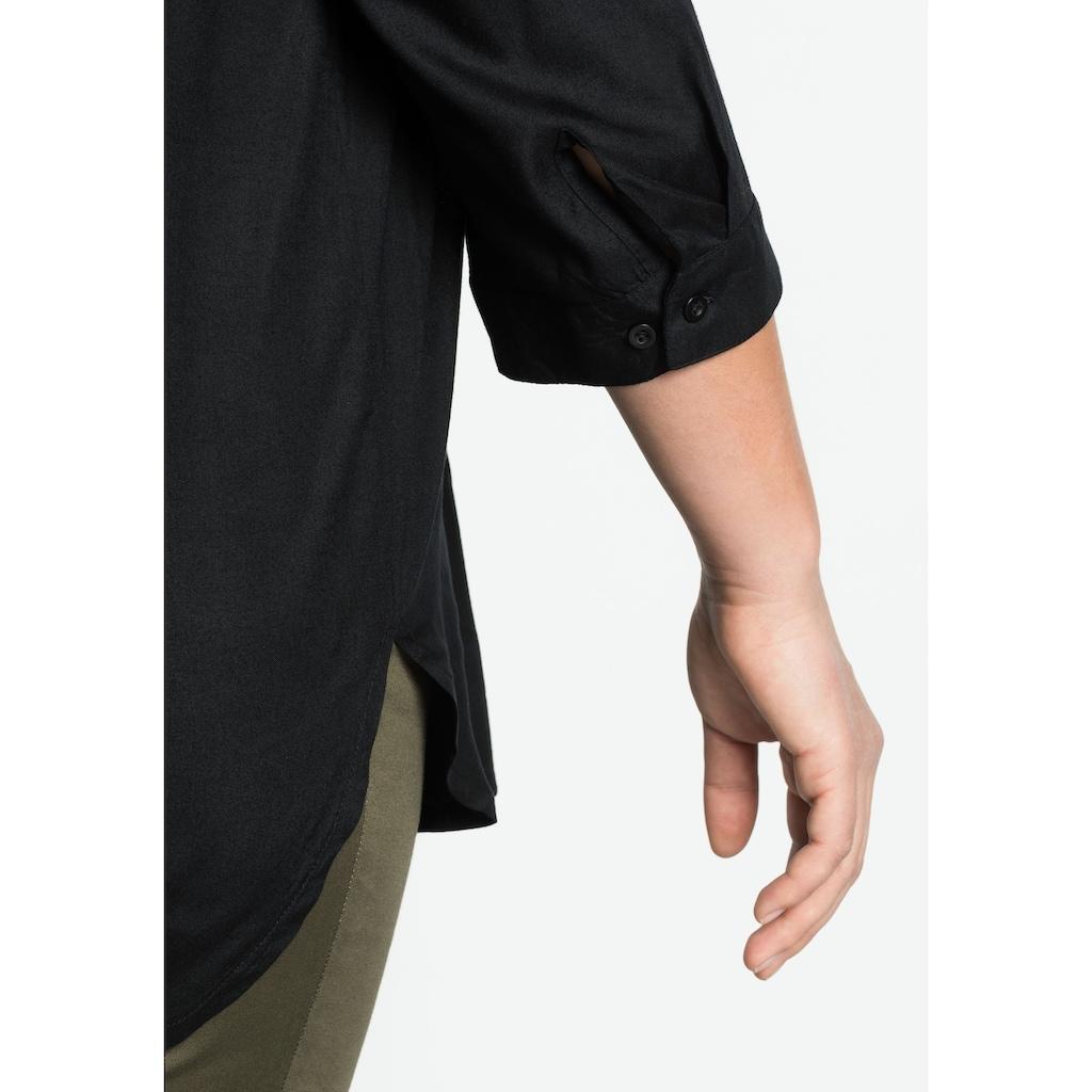 Sheego Tunika, aus fließender Viskose-Qualität